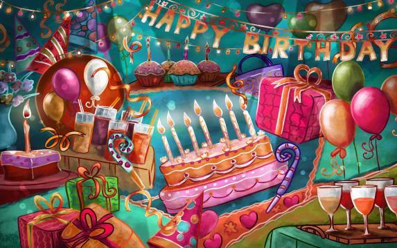Birthday Free gifts