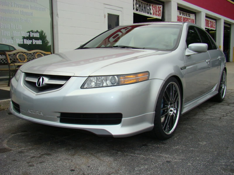 Acura TL Supercharged - Supercharged acura tl