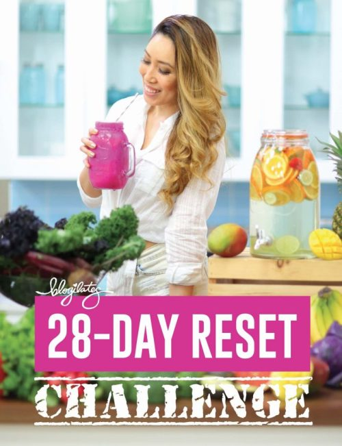 28-Day Reset Challenge - ©Blogilates - Cassey Ho - Ma Healthy Tendency