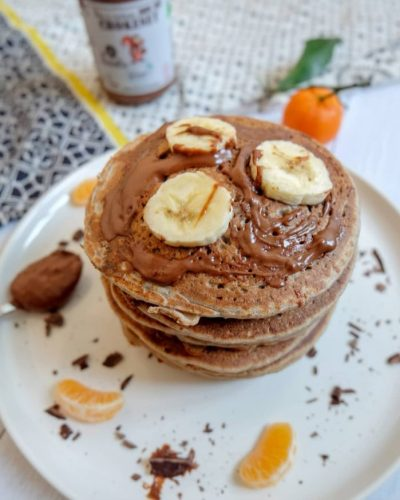 Pancakes Banane Recette Ma Healthy Tendency