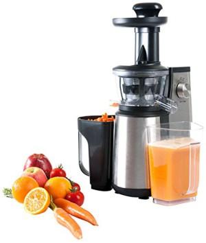 Jus de légumes 100% vitalité - Extracteur de Jus Koenig - Recette Ma Healthy Tendency