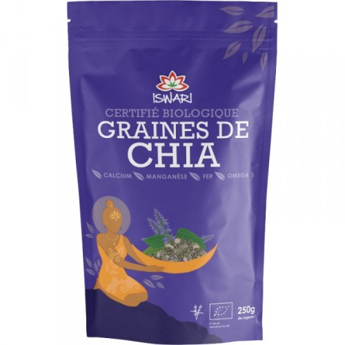 Chia Pudding Graines de Chia Omega Ma Healthy Tendency