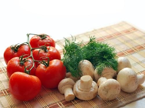 Tomates Farcies Chèvre Champignons Boeuf haché - Ma Healthy Tendency - Copyright croisy Pixabay