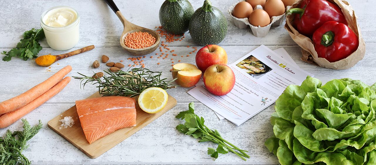 Recettes et Cabas - Ma Healthy Tendency