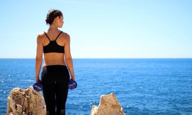 Bikini avec Sissy Programme Fitness
