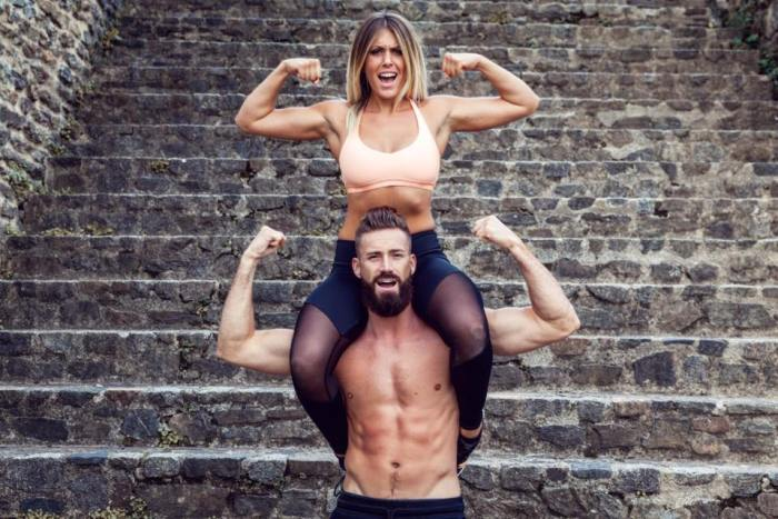 My fiit challenge 3 Programme HIIT - Justine Gallice et Thibaut Geoffray - Ma Healthy Tendency