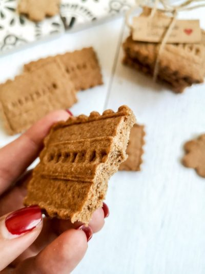 Spéculoos Maison - Recette Ma Healthy Tendency