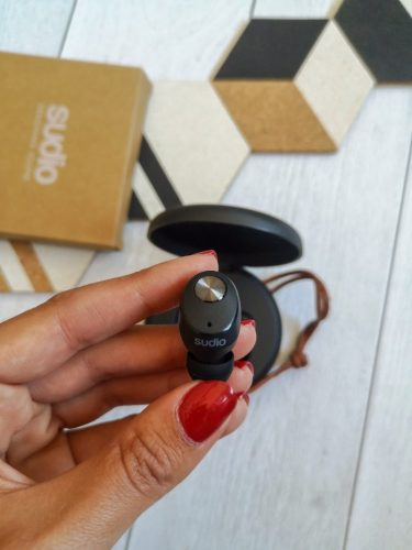 Ecouteurs Bluetooth Niva Sudio Ma Healthy Tendency