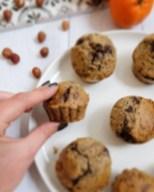 mini muffins pépites chocolat mahealthytendency