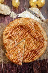 galette des rois frangipane sans beurre recette mahealthytendency