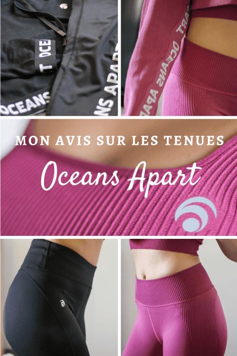 Mon avis sur les tenues Oceans Apart
