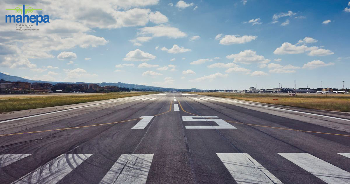 MAHEPA, the pioneering project of green aviation, to perform its first flights
