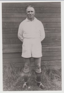 Max Ibbotson - refereed for 20 years from 1933 to 1952.