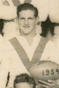 Tom Ryan at Temora 1954