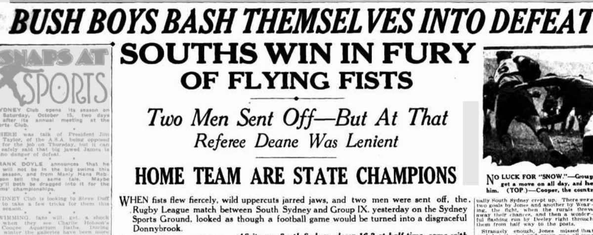 The Truth - 2 October 1932
