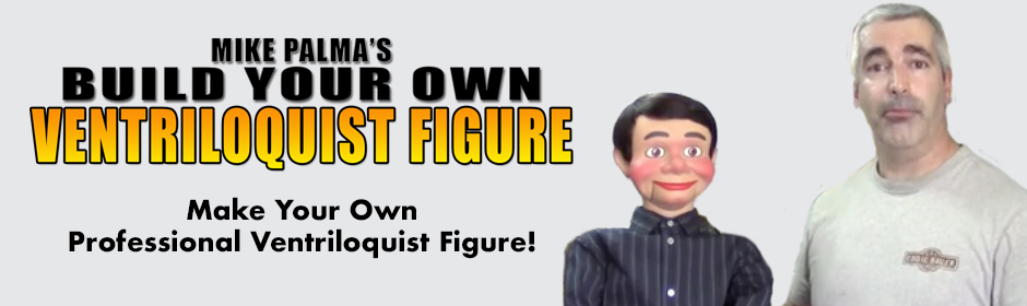 Build a ventriloquist dummy