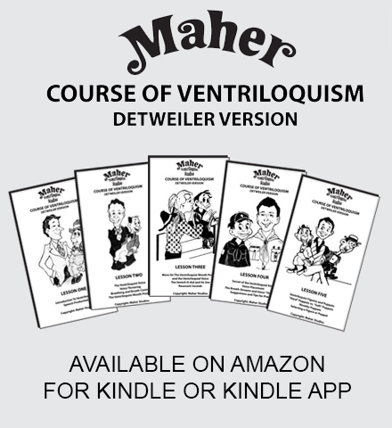 Maher Studios | Excellence In Ventriloquism