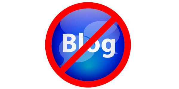 No Blog This Week – Oh Wait …
