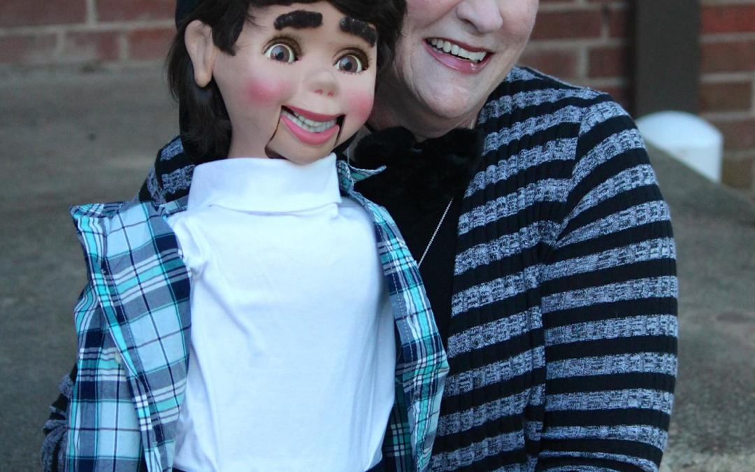 Gospel Ventriloquist Theresa Gardner