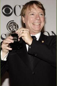 Jay Johnson Wins Tony Award