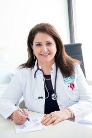 Dr Tahira headshot