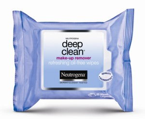 Neutrogena_Deep Clean Make-up Remover Wipes