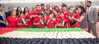 bloomsburys-and-special-care-center-celebrates-uaes-45th-national-day-with-45-cakes-depicting-celebrations-of-life-2