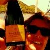 Champagne på gång!