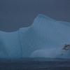 Första isberget