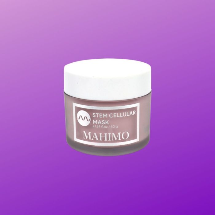 ROSE PINK CLAY MASK