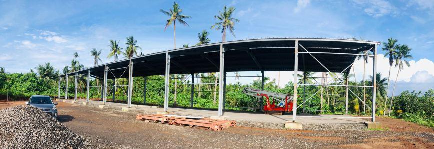 Photo de la brasserie de Wallis et Futuna