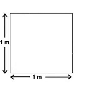 meter lari, meter persegi, dan meter kubik