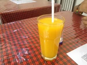 49 Passionfruit Juice at Arusha