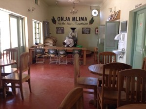 65 Cafe at Moshi