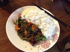 24 Rice&Spicy Saute