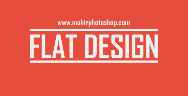 kode warna flat design