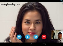 Video Call Bareng Artis