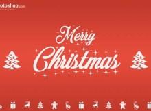 Contoh Desain Ucapan Natal