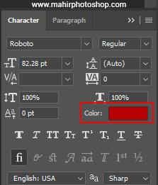 mengubah warna teks 2