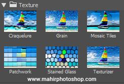 Filter Texture