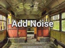 Add Noise