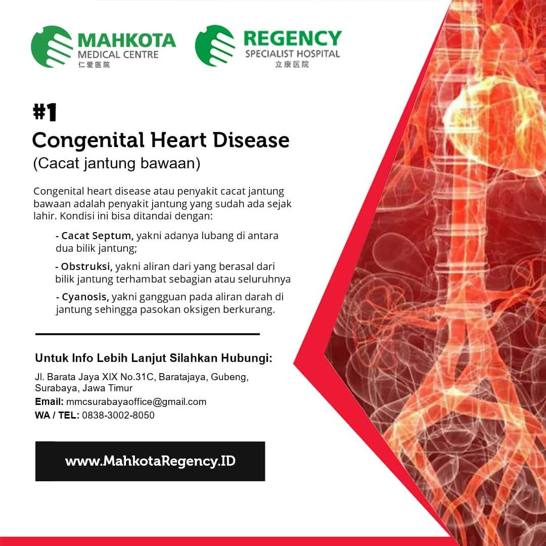 Gejala Penyakit Jantung yang Umum Terjadi Pada Pria / Wanita 1