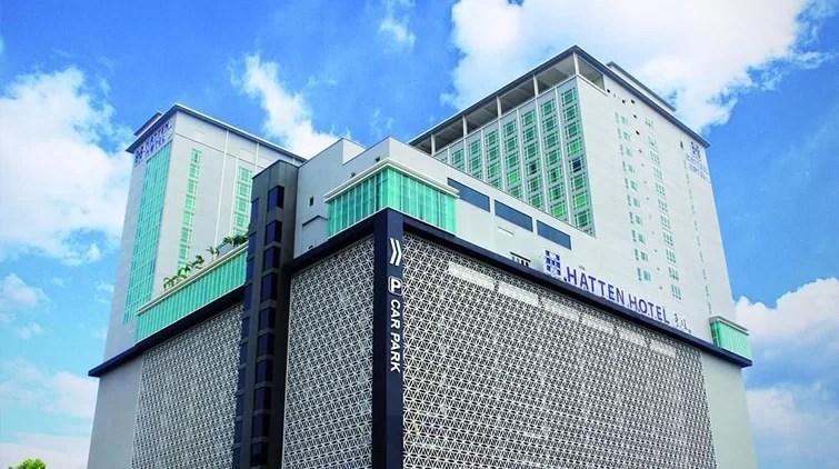 Hotel Dekat Mahkota Medical Centre, Melaka - Malaysia 5