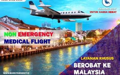 Layanan Khusus Berobat Ke Malaysia Via Jet Charter dan Air Ambulance