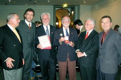 Mahel Gold Medal Award