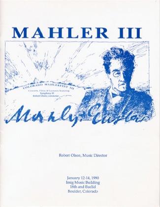 mahlerfest-III