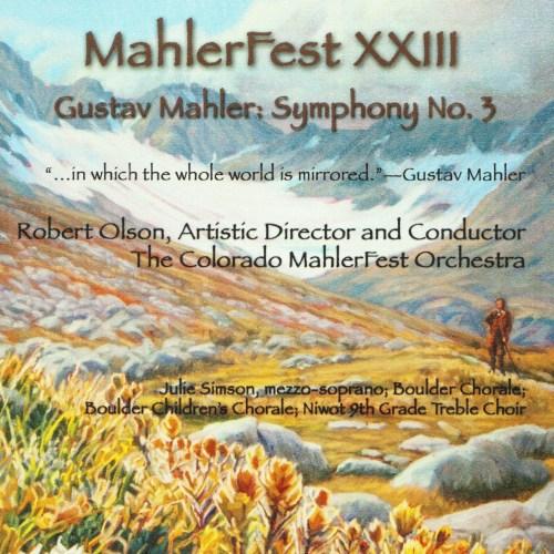 CD Cover MF XXIII