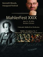 MahlerFest XXIX - 2016 - Program Book