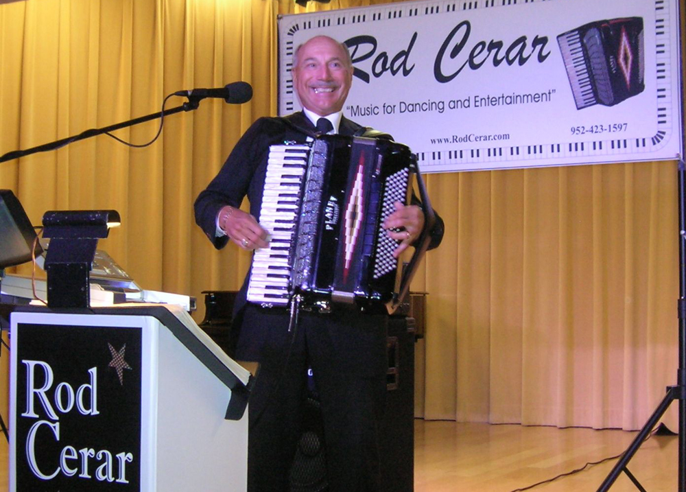 Rod Cerar Florida _ Accordion Legacy Library