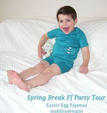 Spring Break PJs